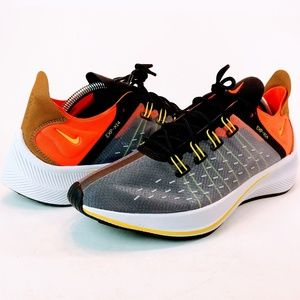 Nike EXP-X14 Black/Volt/Total Crimson Men's Size 9